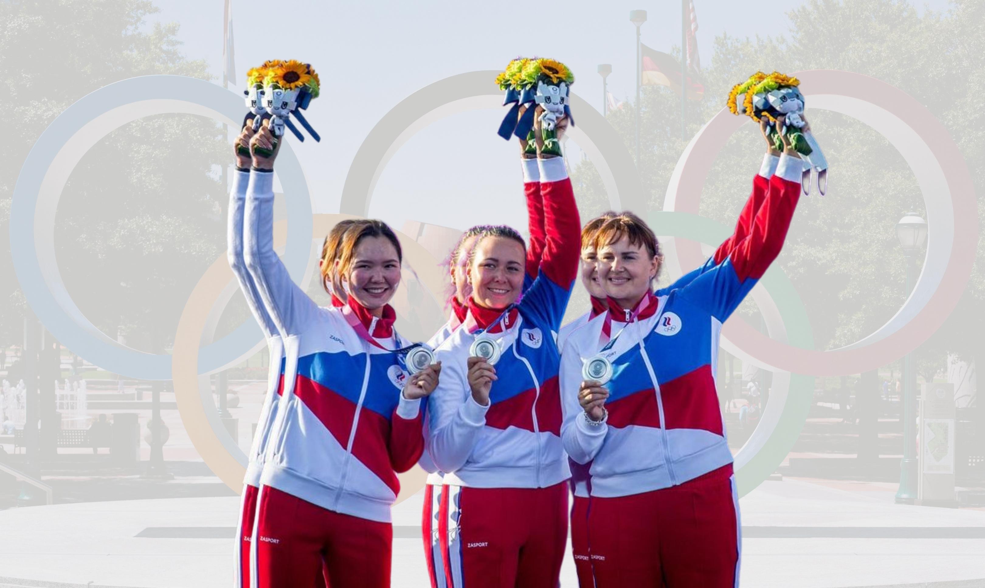 Уральская лучница завоевала «серебро» на Олимпиаде в Токио