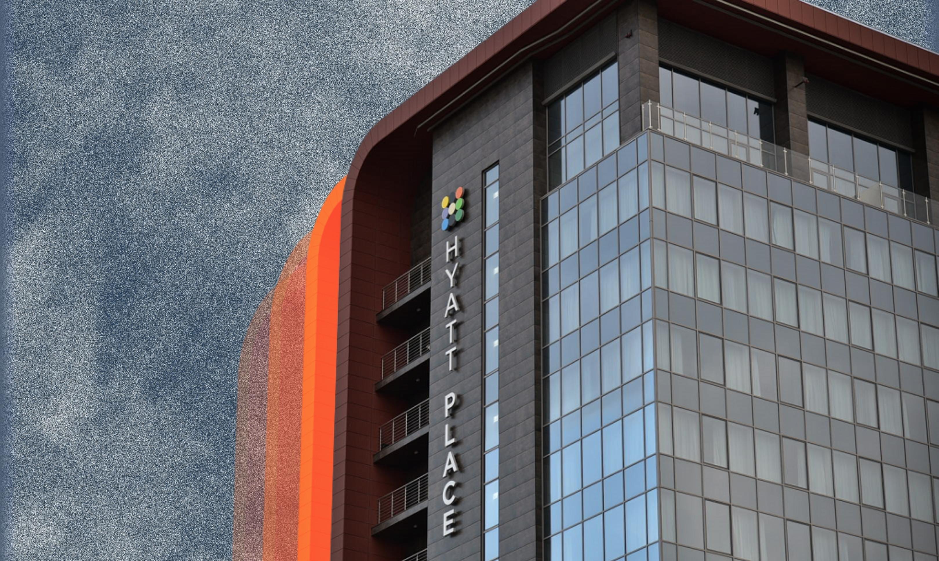 В Екатеринбурге открылся новый отель Hyatt Place