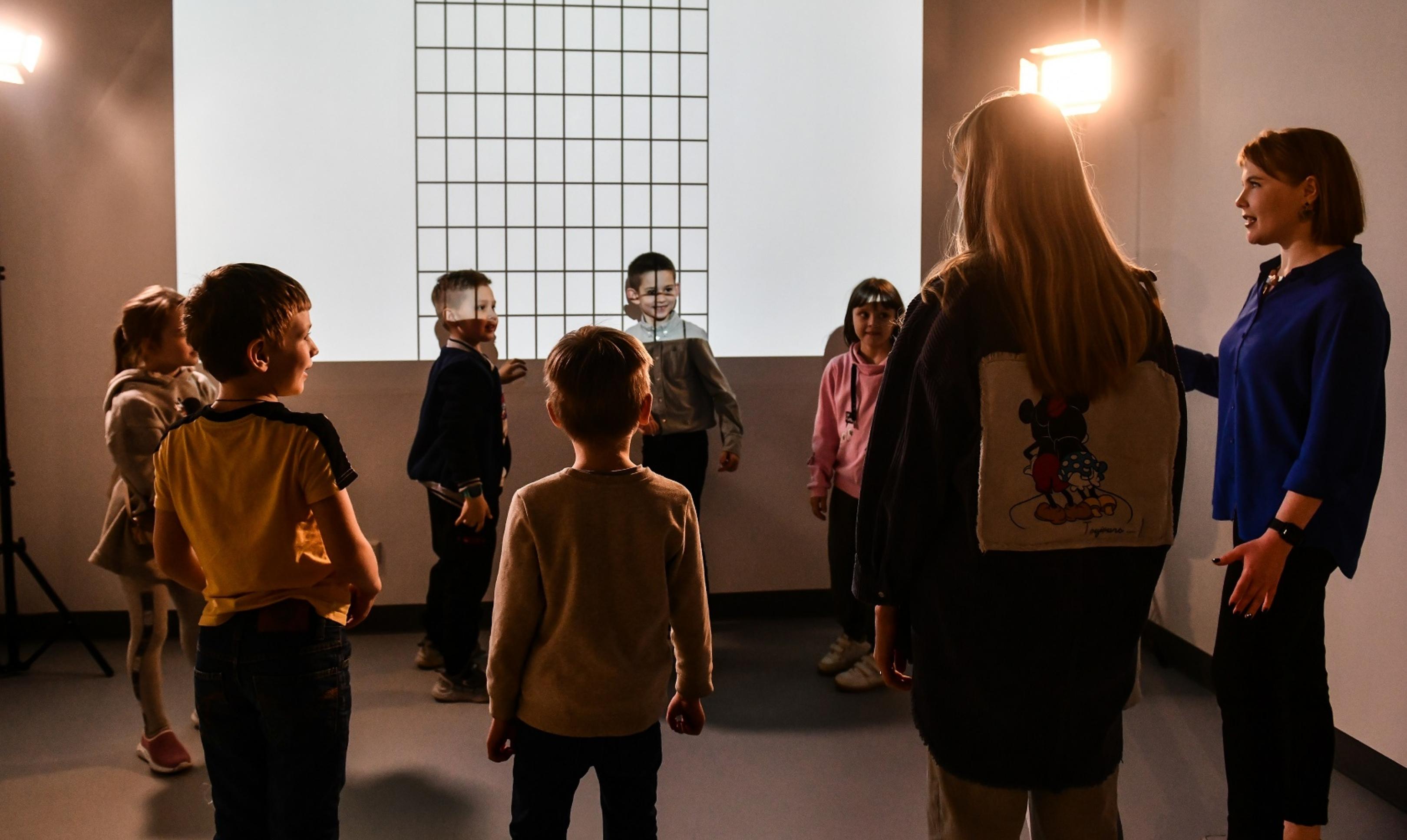 В Екатеринбурге открылась летняя творческая лаборатория для детей