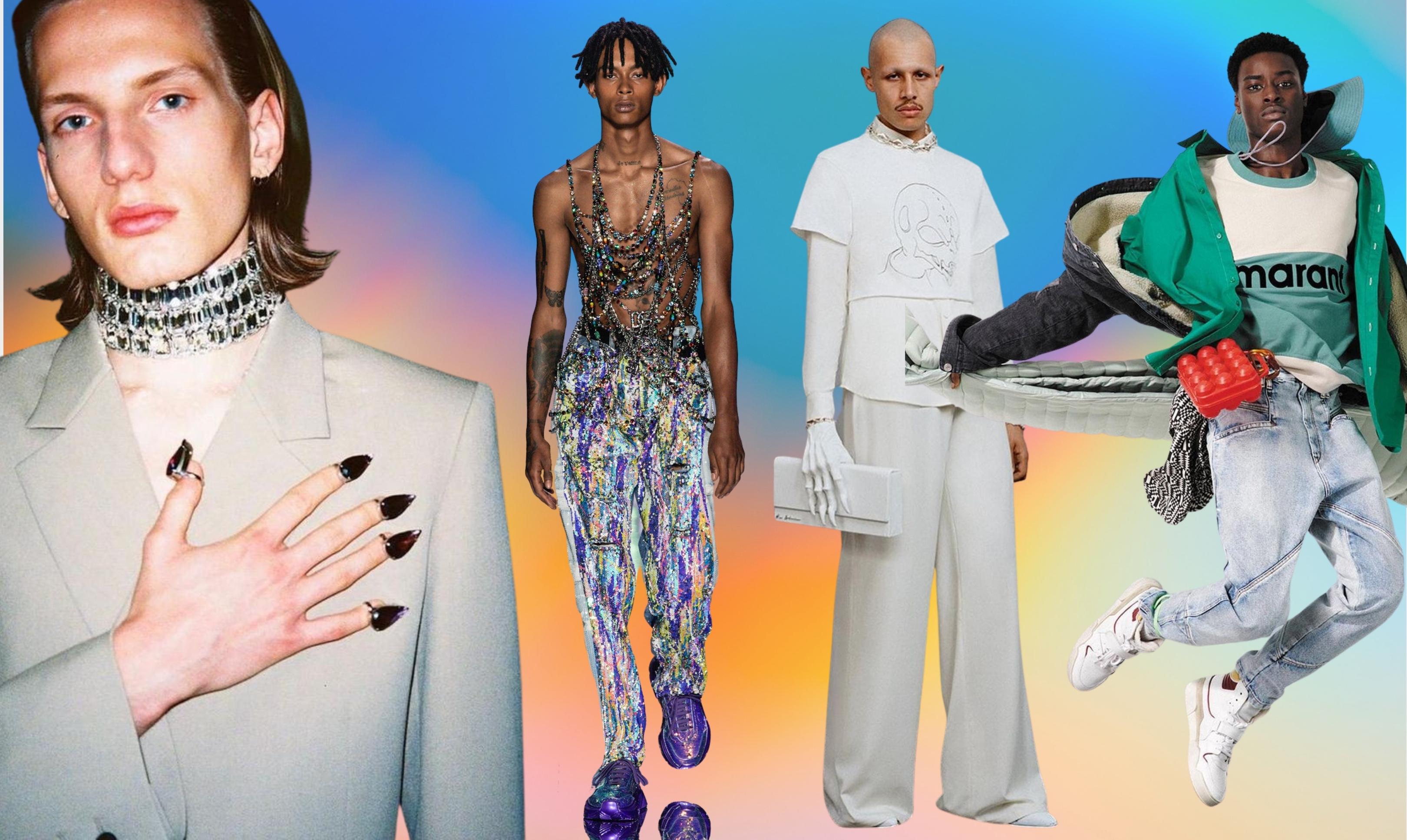 Модный дайджест: аксессуары в новых мужских коллекциях