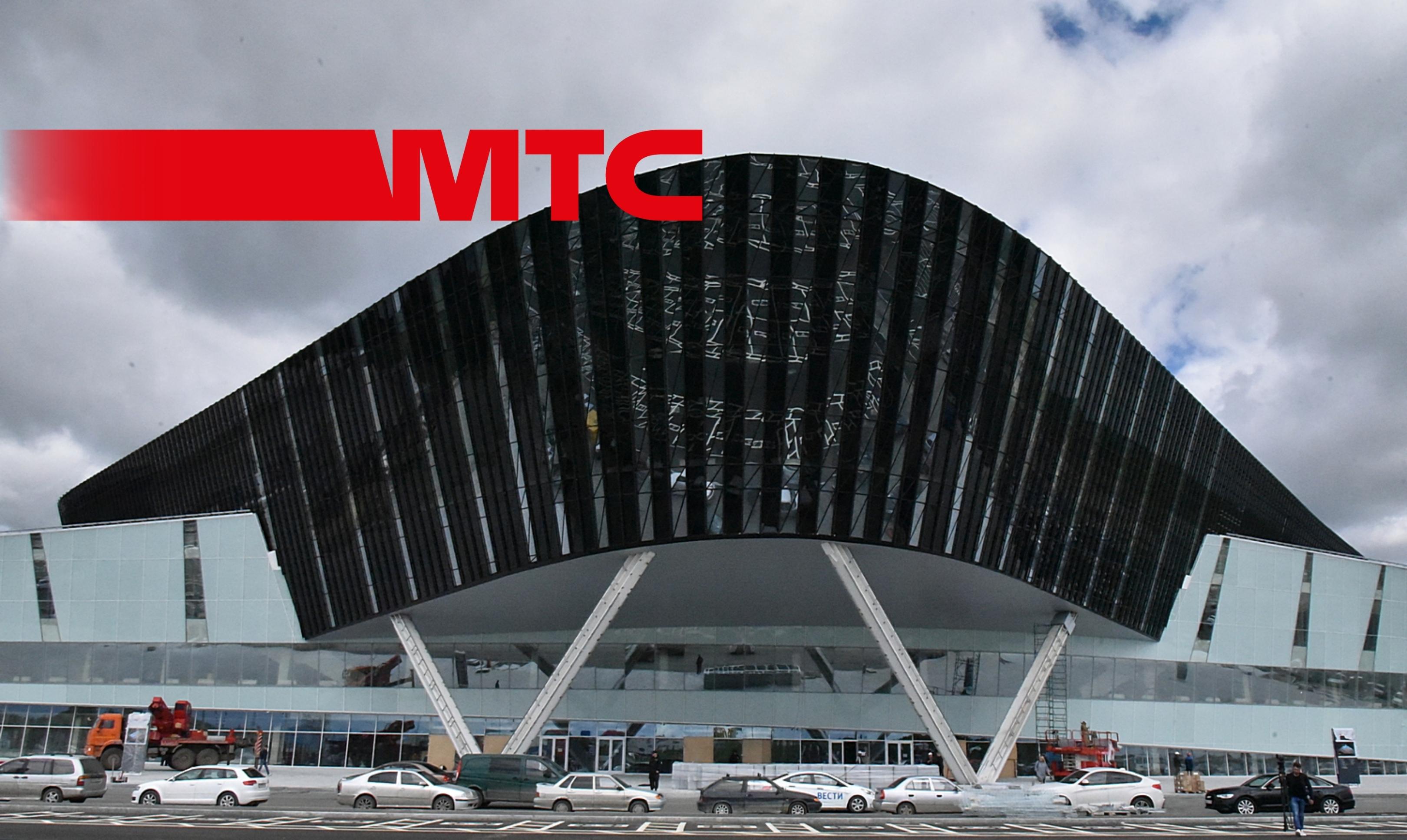 В городе появится концертная площадка от МТС