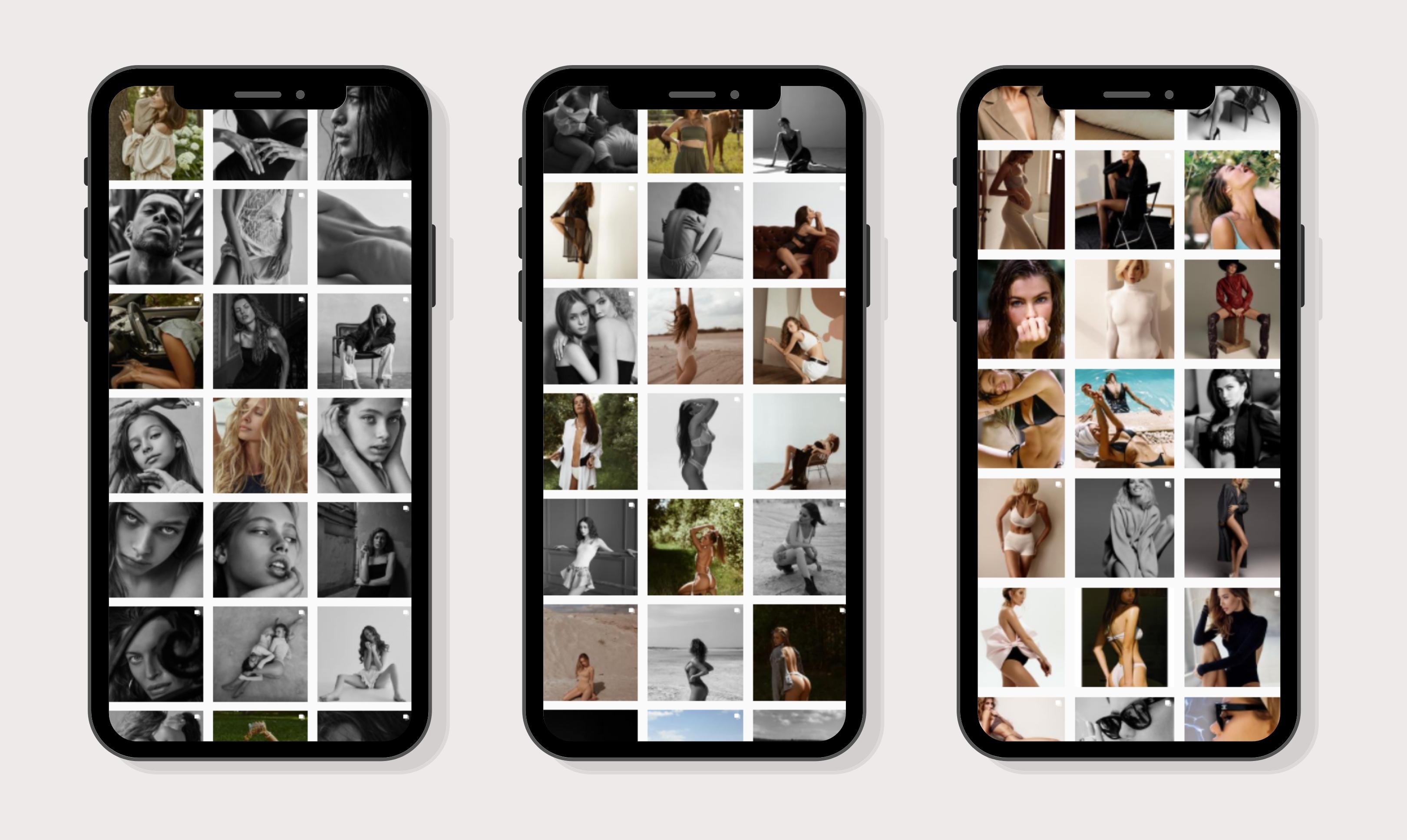Нам красиво: чувственные Инстаграм-аккаунты фотографов