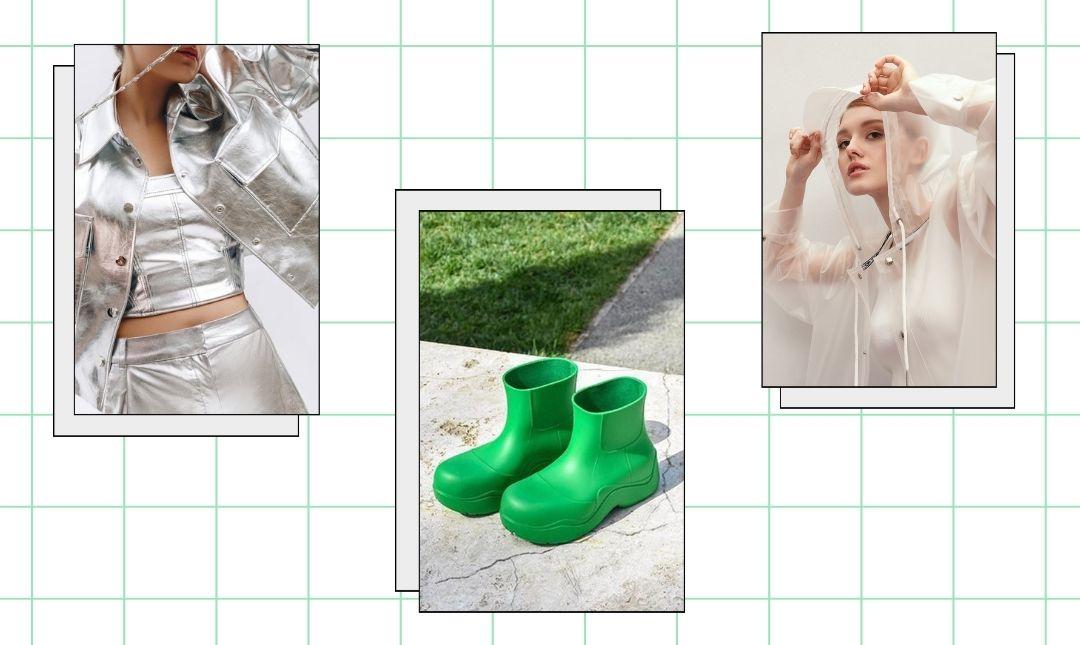А вдруг дождь? Подборка стильных и водонепроницаемых вещей