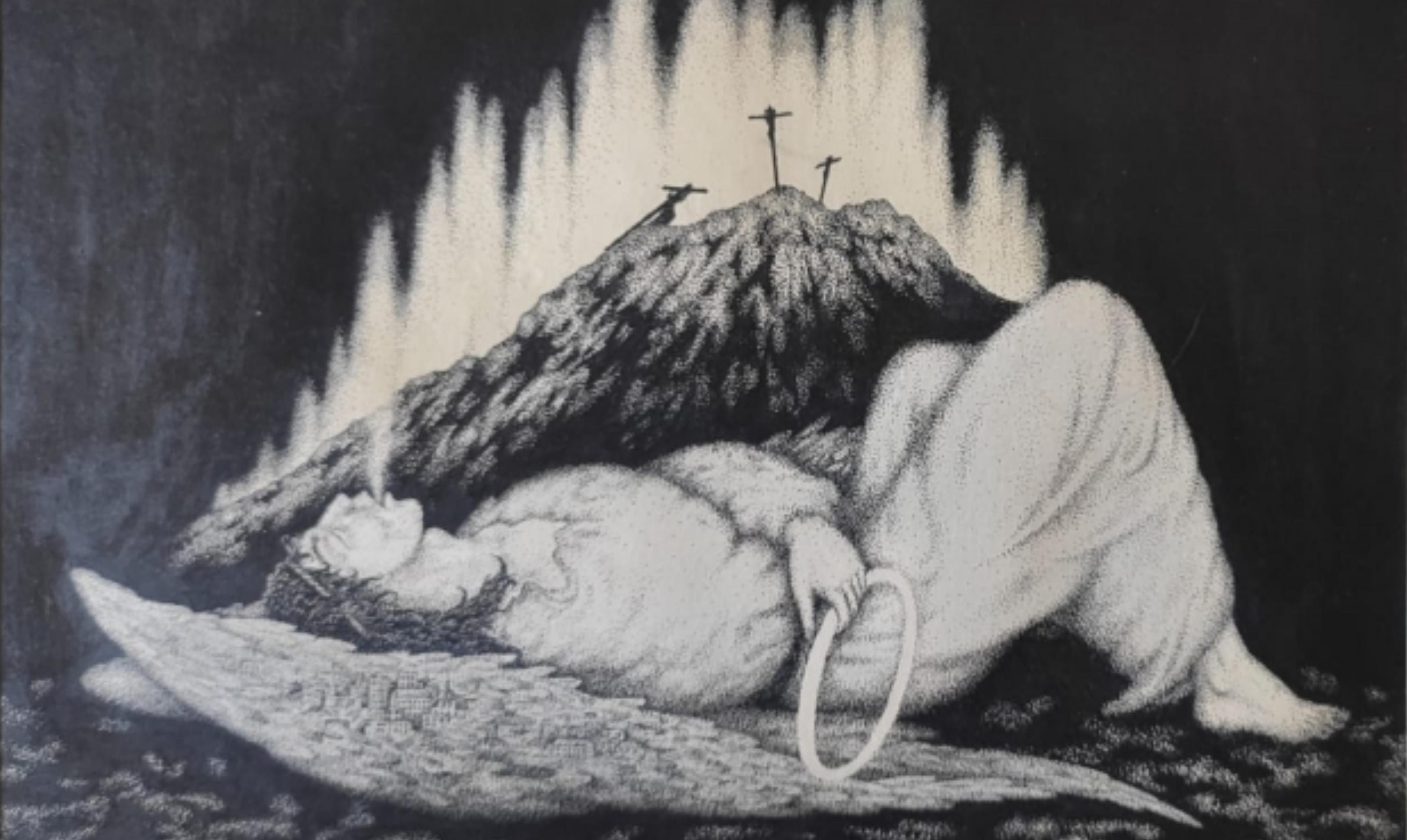 В ЕМИИ открылась выставка художественного творчества екатеринбургских «афганцев»