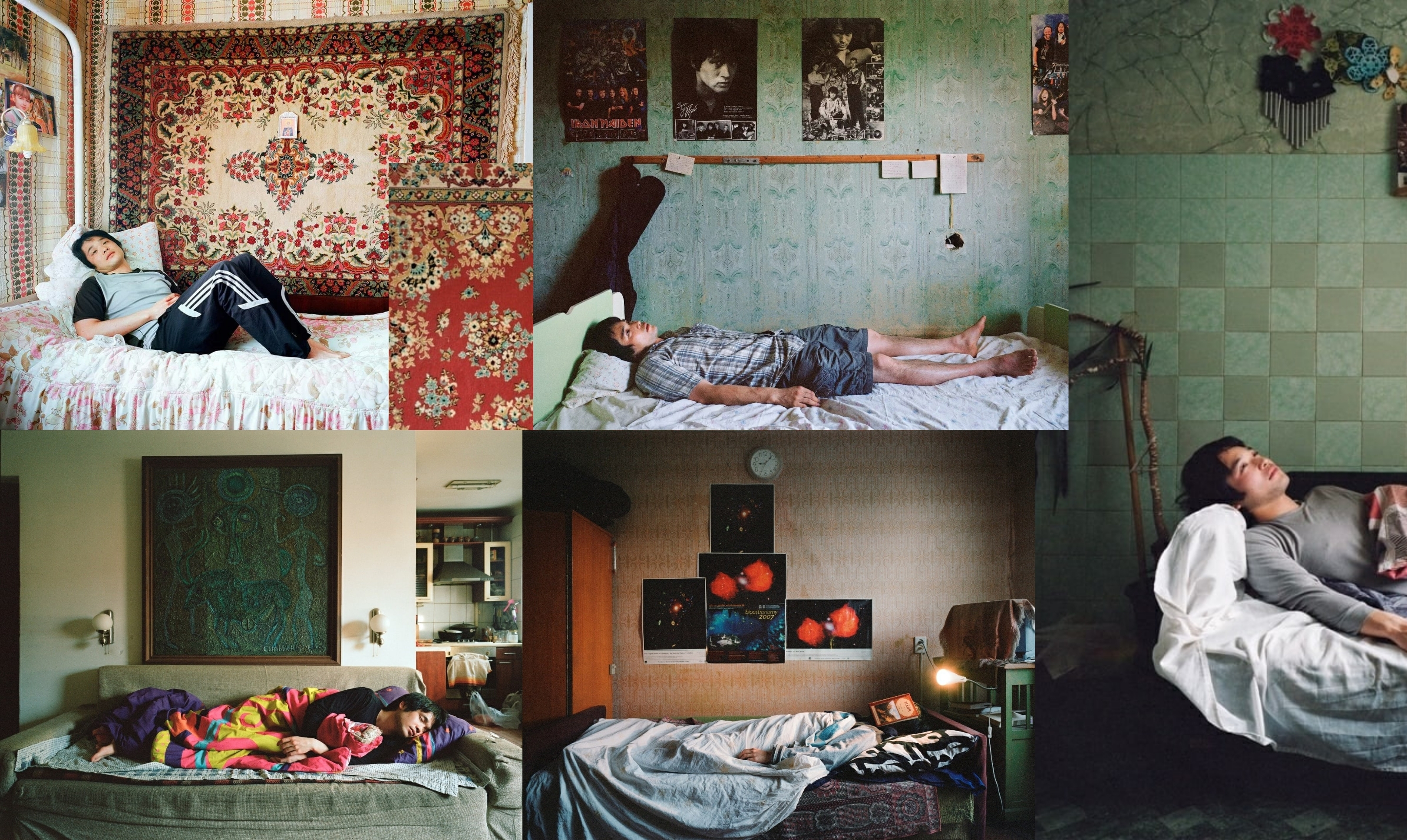 В Екатеринбурге откроется выставка японского фотографа Икуру Куваджимы «Я, Обломов»