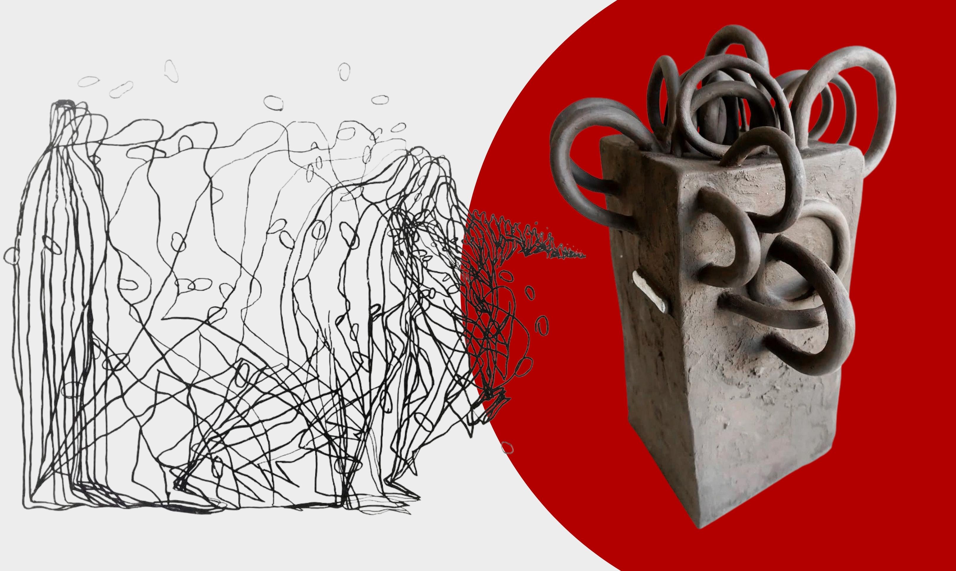 Новая выставка ГЦСИ объединит керамику и графику
